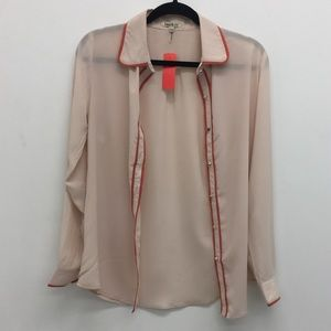 Tops - Long Sleeve Button Down Top